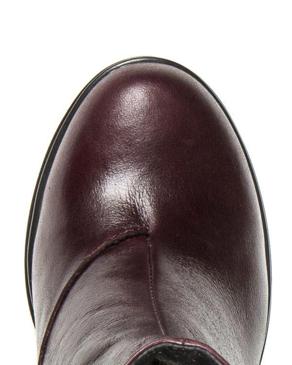 Ботильоны Swallow high sole
