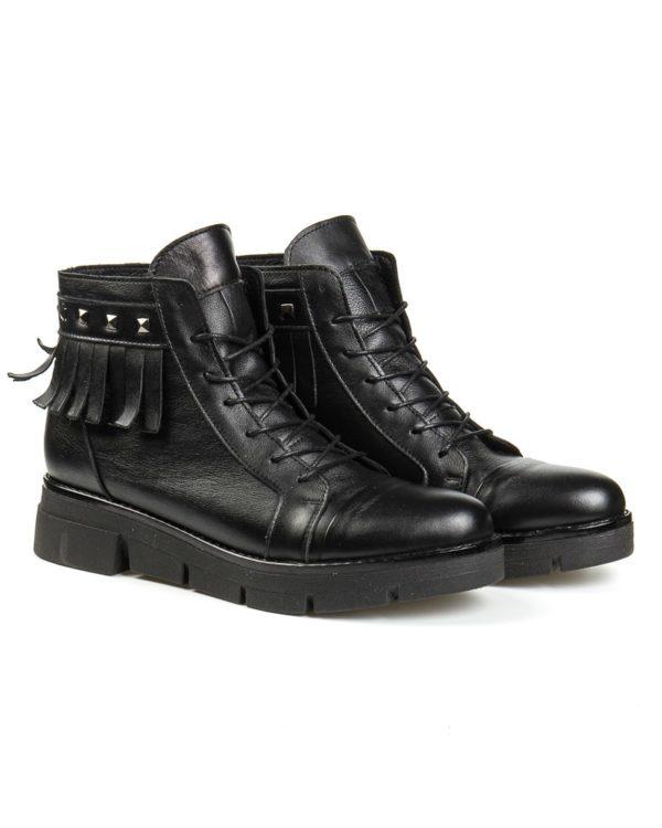 Ботинки Jade all black