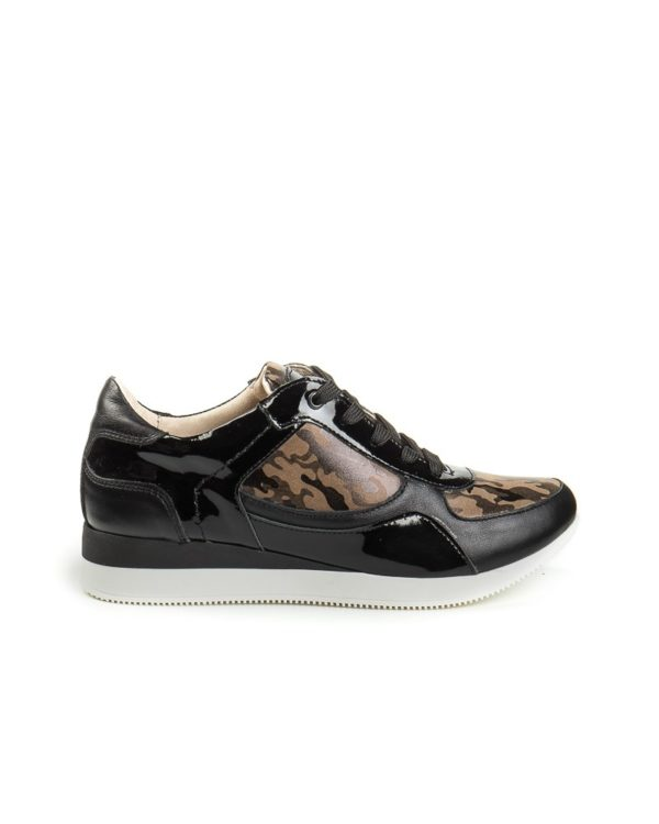Кроссовки Lay lace up sneakers