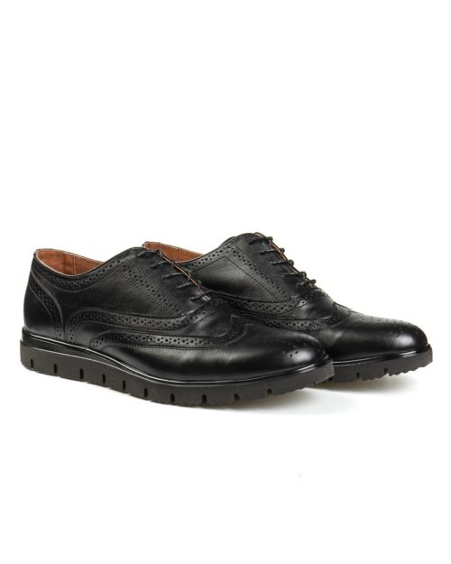 Броги Welington wedge sole brogues