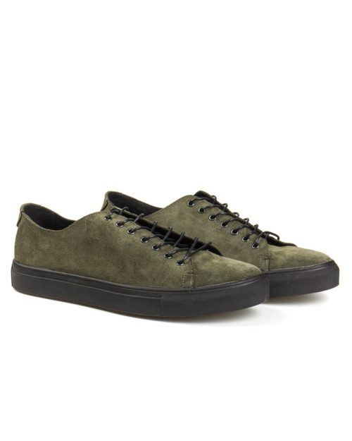 Кеды Raven marsh low top