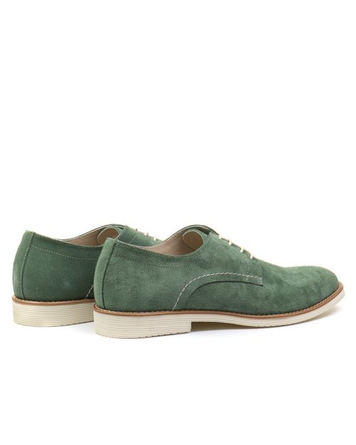 Дерби Telford mint lace up derby