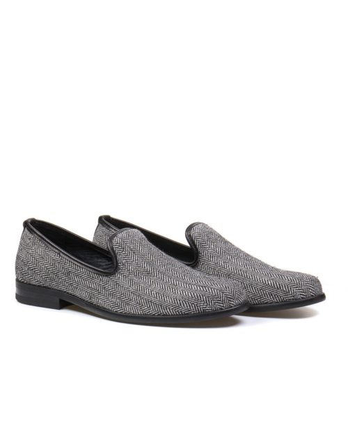 Лоферы York tweed morgan loafers