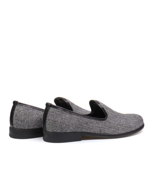 Лоферы York tweed morgan loafers