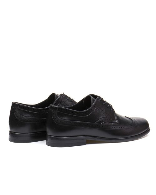 Броги Ribble black flat sole