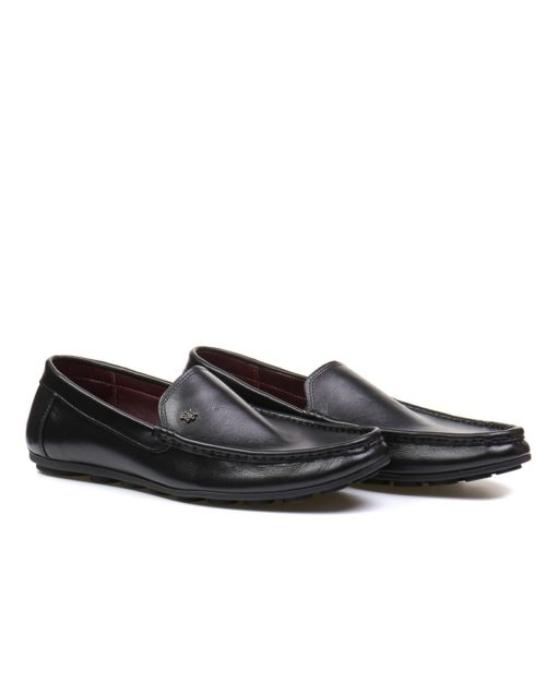 Мокасины Blomfield black moccasins