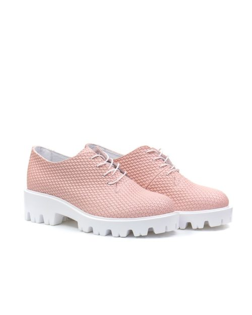 Туфли Mirror wicker shoes