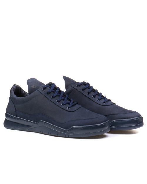 Кеды Mason deep navy sneakers