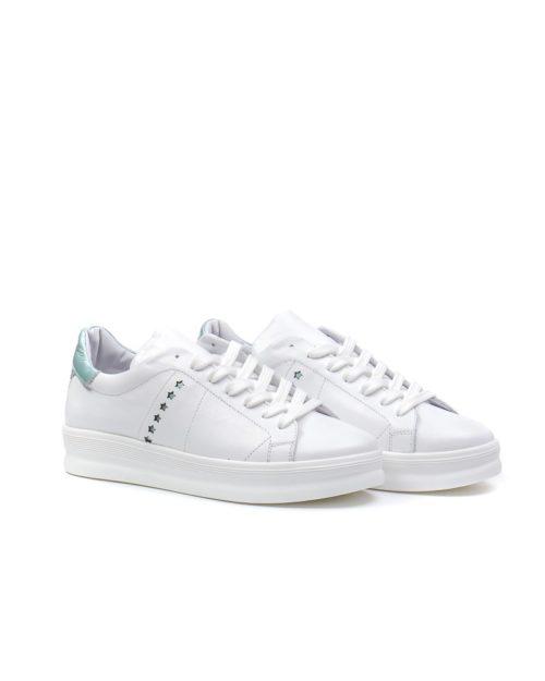 Кеды  Galaxy white sneakers