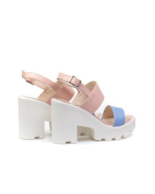 Босоножки Cleo two tone B&P sandals