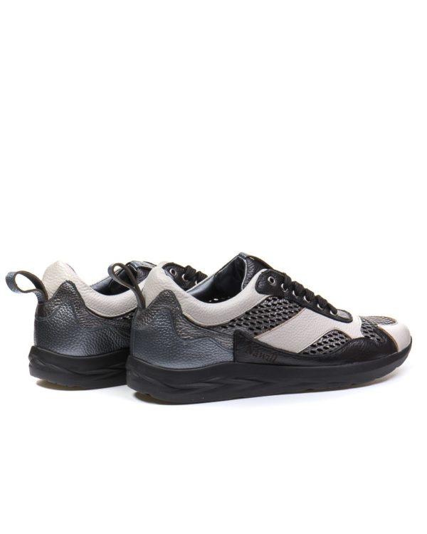 Кроссовки Nash gray сross-cutting sneakers