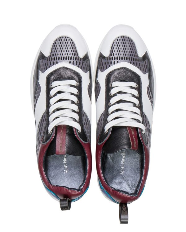 Кроссовки Nash ice сross-cutting sneakers