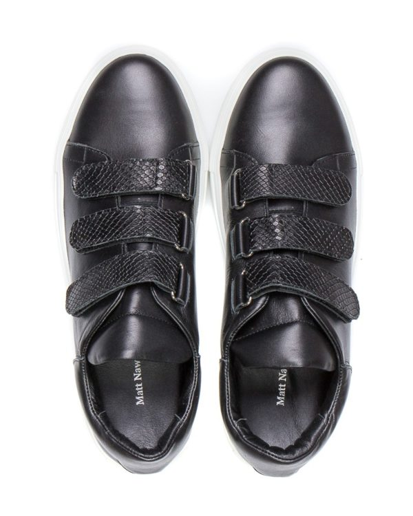Кеды Aldridge mixed black