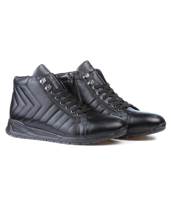 Зимние кроссовки Matt Nawill Arrowhead black-1