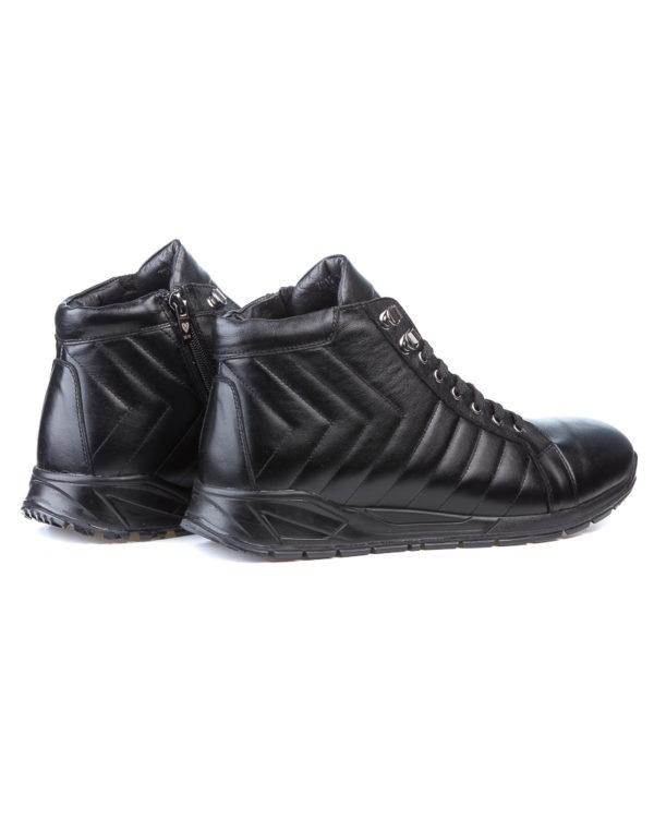 Зимние кроссовки Matt Nawill Arrowhead black-2