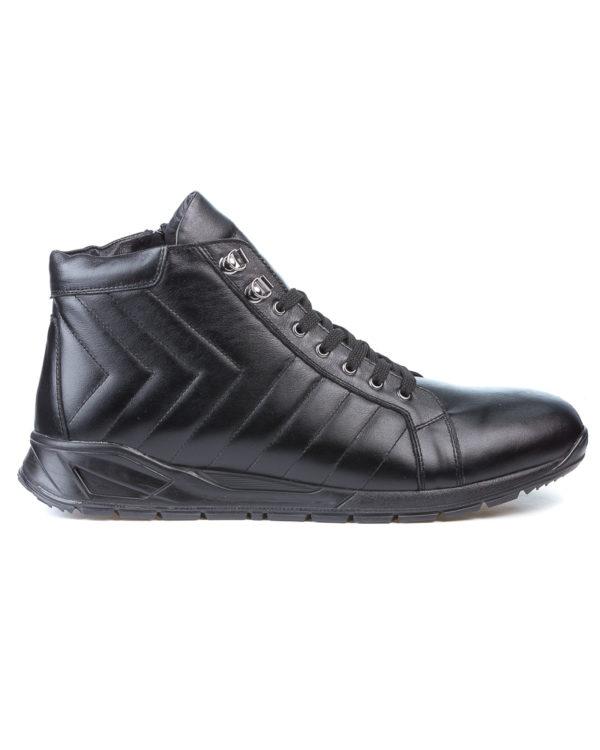 Зимние кроссовки Matt Nawill Arrowhead black-3