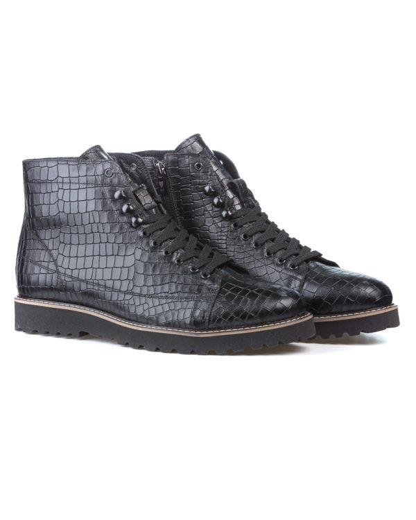 Ботинки Matt Nawill, модель Miller reptile-1