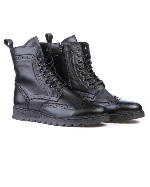Ботинки Hardy black
