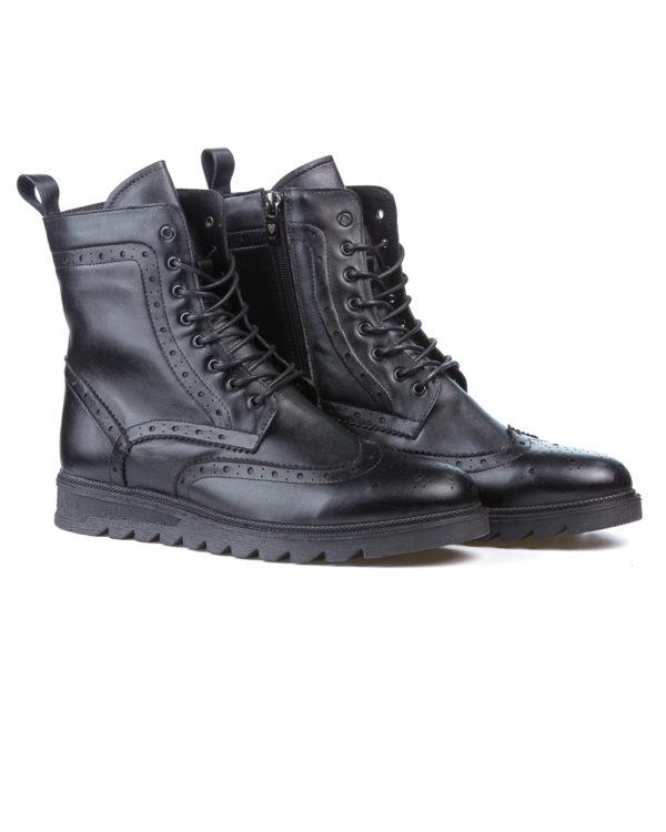 Ботинки Matt Nawill, модель Hardy black-1