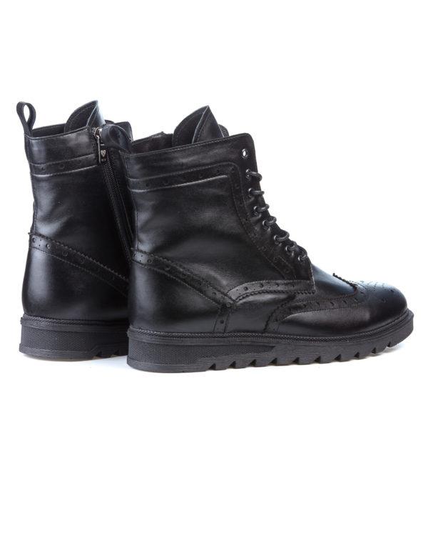 Ботинки Matt Nawill, модель Hardy black-2
