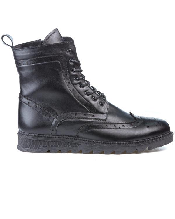 Ботинки Matt Nawill, модель Hardy black-3