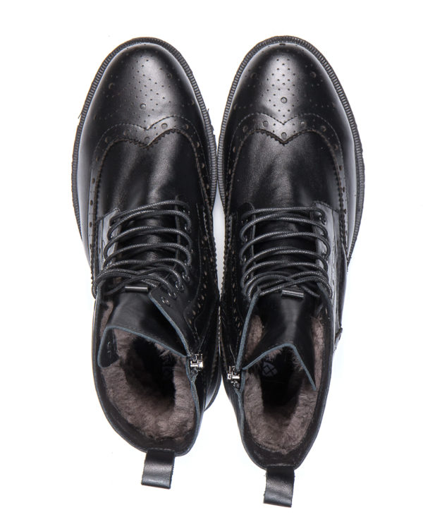 Ботинки Matt Nawill, модель Hardy black-4