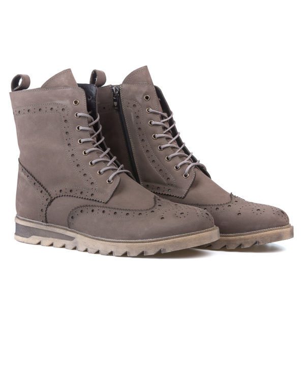 Ботинки Matt Nawill, модель Hardy peanut-1