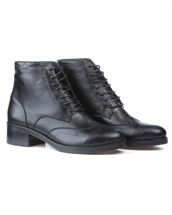 Ботинки Matt Nawill, модель Lovly black-1