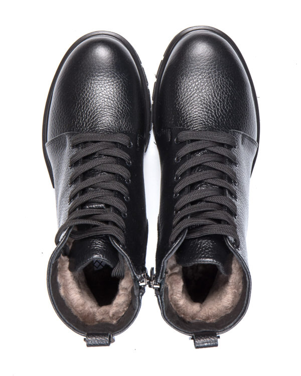 Ботинки Matt Nawill, модель Sens black-4