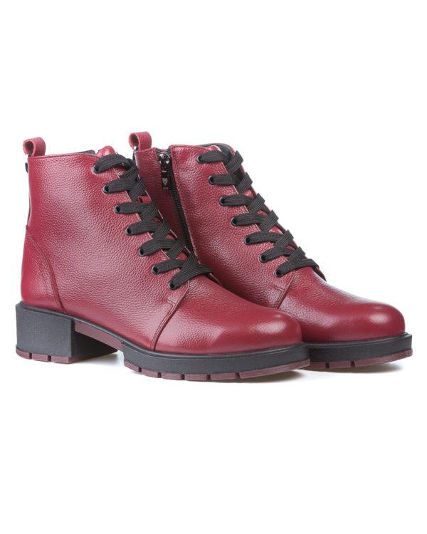 Ботинки Matt Nawill, модель Sens cherry-1