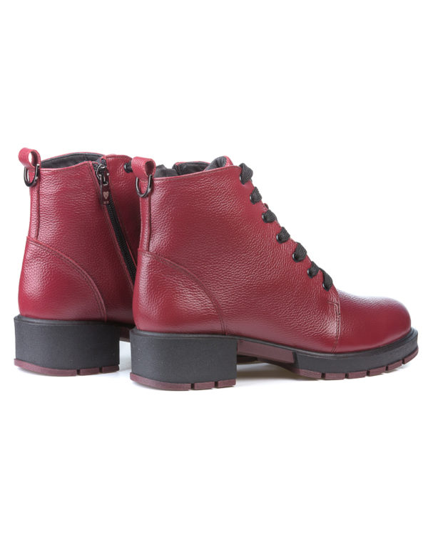 Ботинки Matt Nawill, модель Sens cherry-2