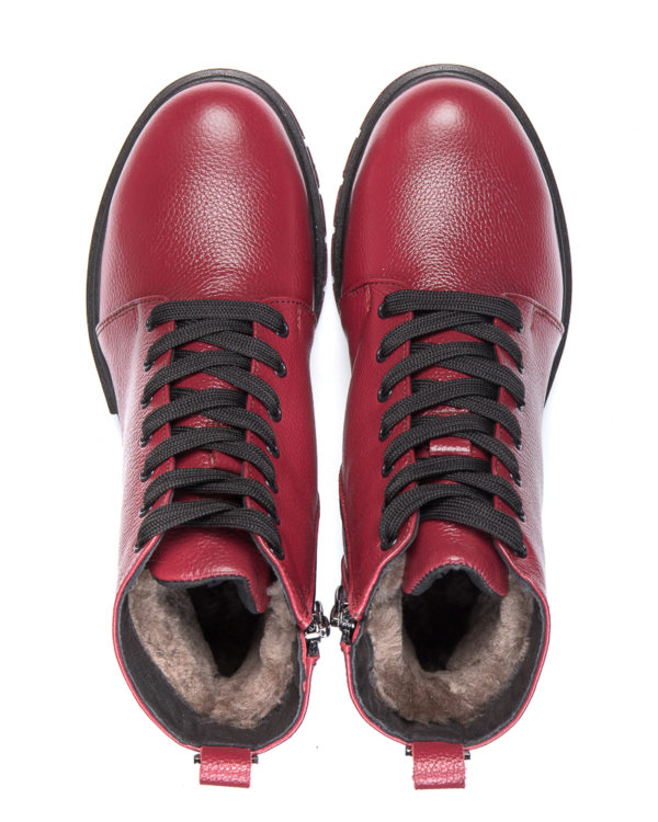 Ботинки Matt Nawill, модель Sens cherry-4