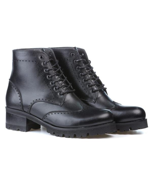 Ботинки Matt Nawill, модель Kristin black-1