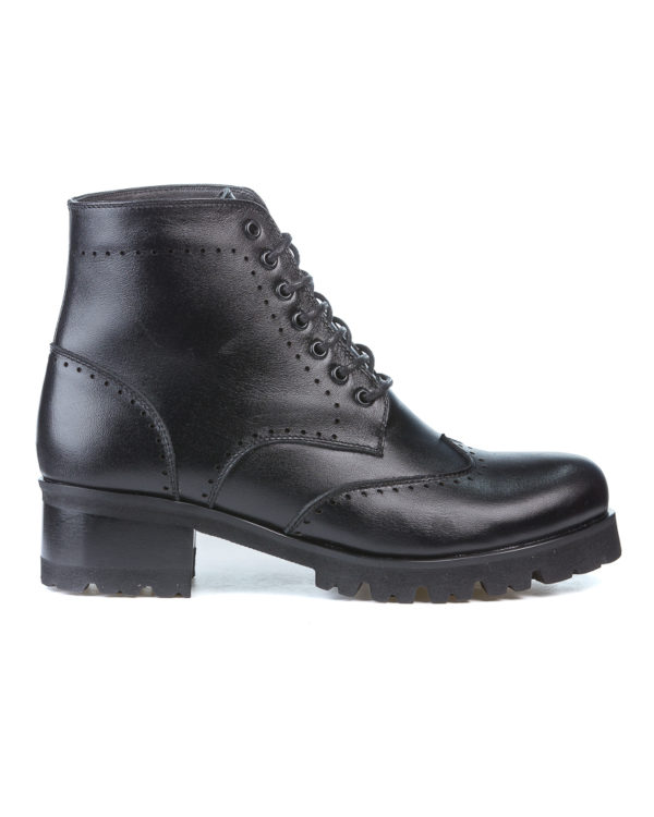Ботинки Matt Nawill, модель Kristin black-3