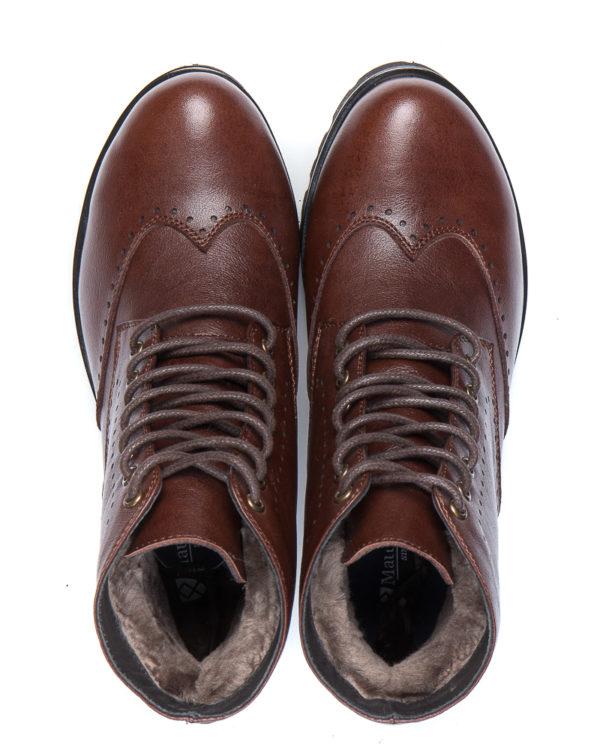 Ботинки Matt Nawill, модель Kristin walnut-4