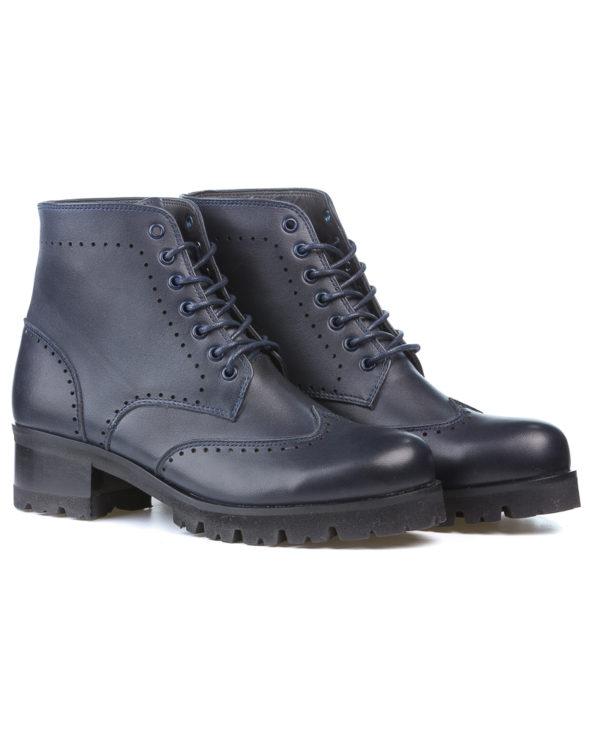 Ботинки Matt Nawill, модель Kristin navy-1