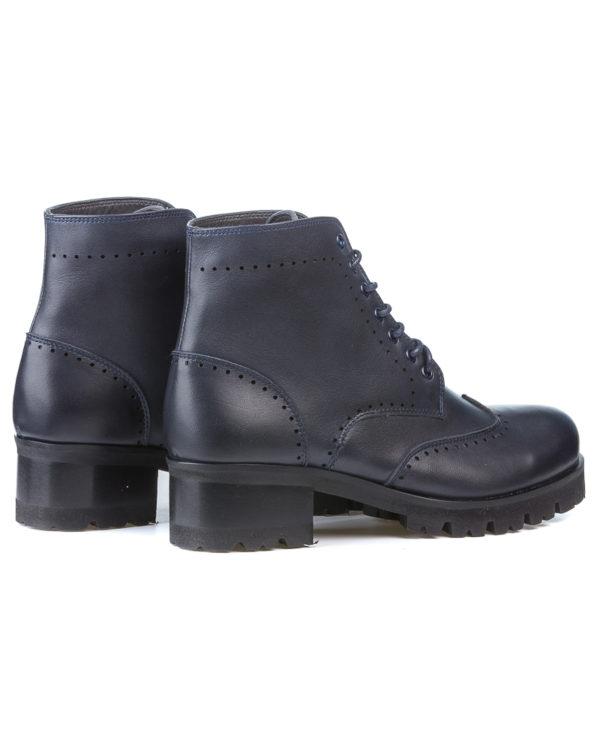 Ботинки Matt Nawill, модель Kristin navy-2