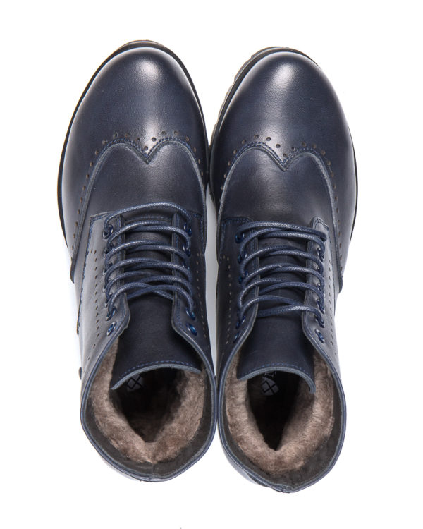 Ботинки Matt Nawill, модель Kristin navy-4