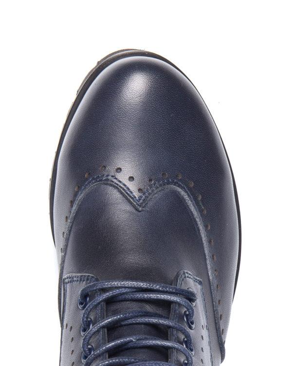 Ботинки Matt Nawill, модель Kristin navy-5
