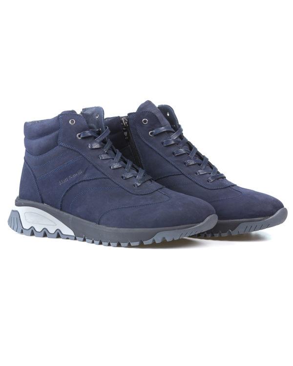Зимние кроссовки Matt Nawill, модель Rapid azure-1