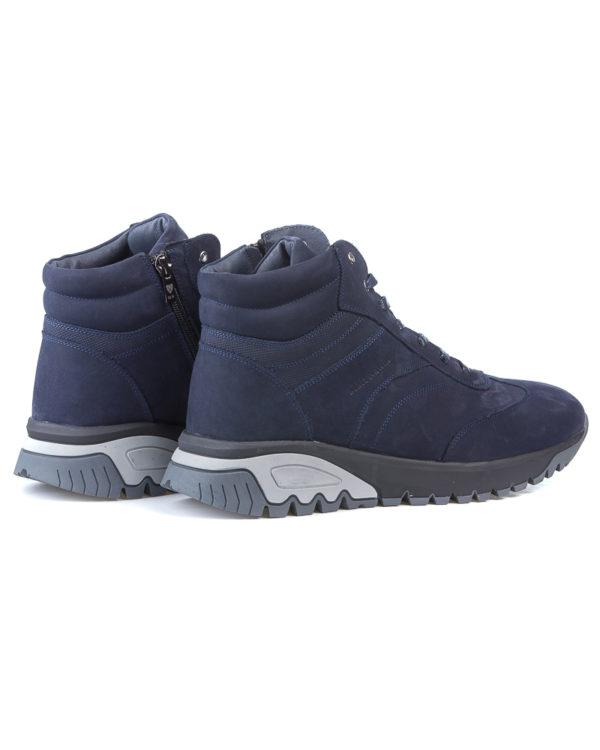 Зимние кроссовки Matt Nawill, модель Rapid azure-2