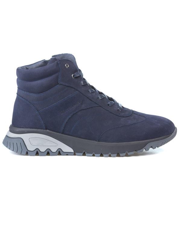 Зимние кроссовки Matt Nawill, модель Rapid azure-3