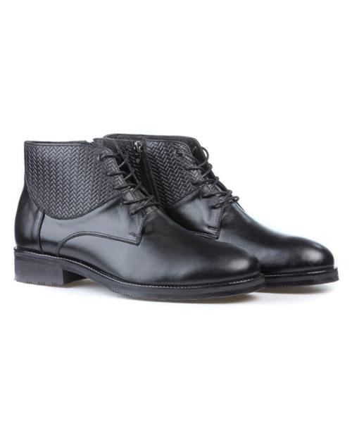 Ботинки Norman black