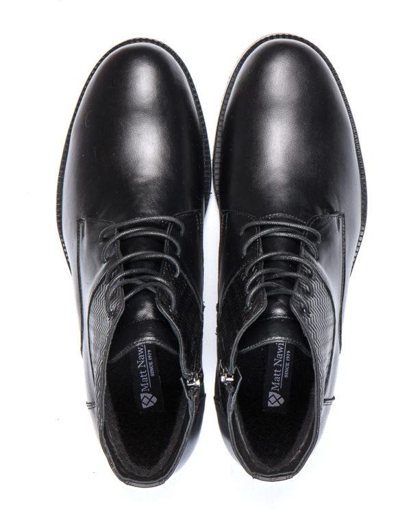 Ботинки Matt Nawill, модель Norman black-4