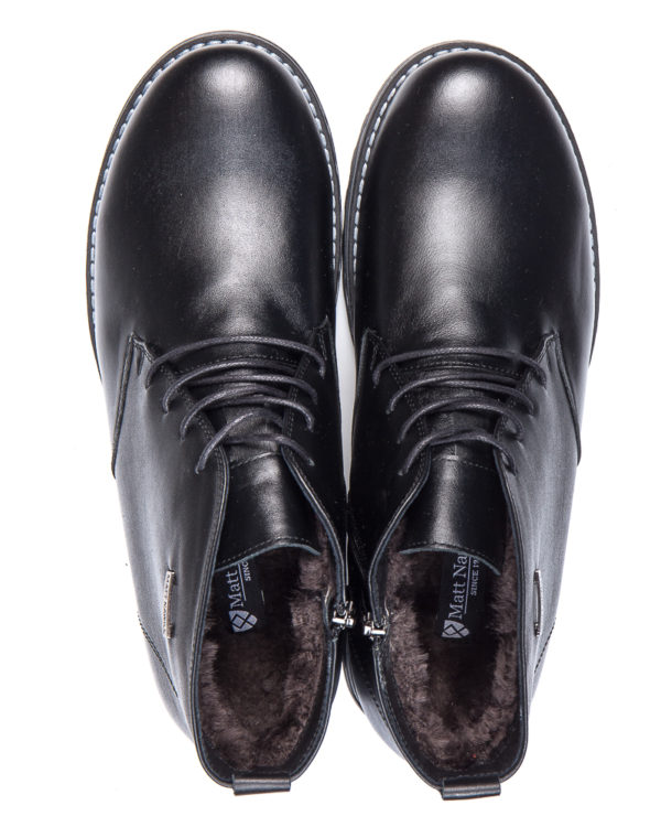 Ботинки Matt Nawill, модель Wayne black-4
