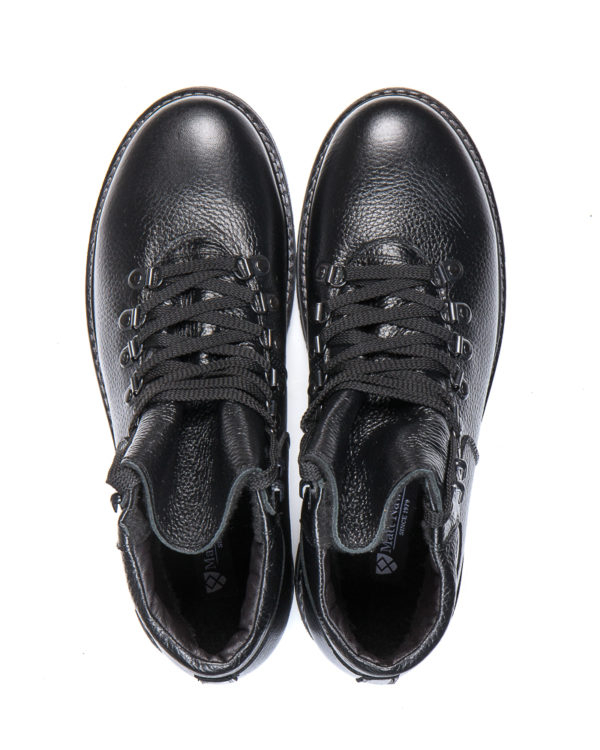 Ботинки Matt Nawill, модель Lander black-4