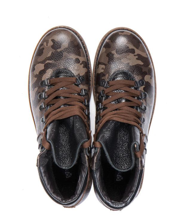 Ботинки Matt Nawill, модель Lander BR camo-4
