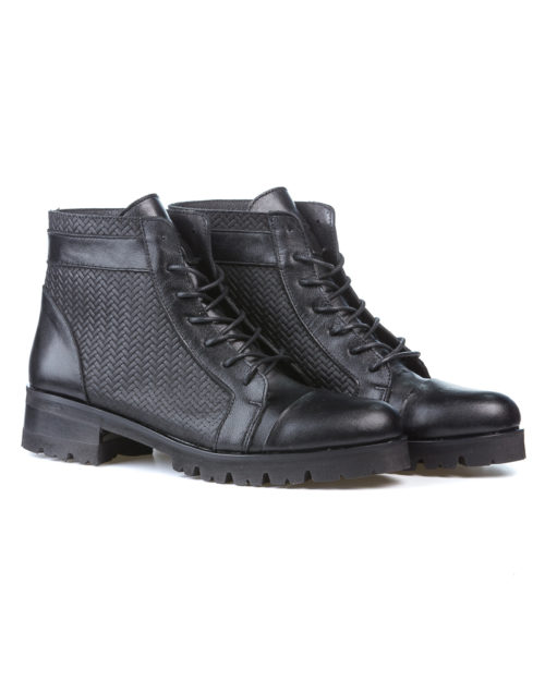 Ботинки Jade P black