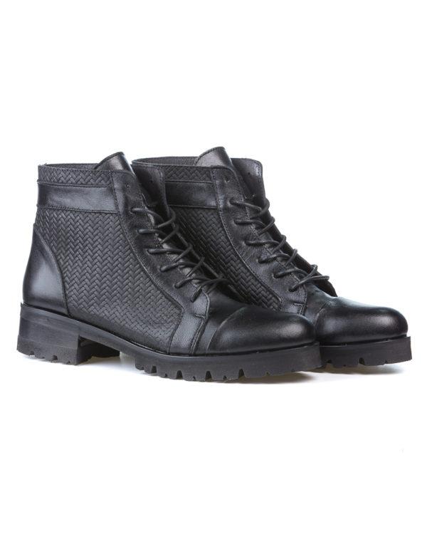 Ботинки Matt Nawill, модель Jade P black-1
