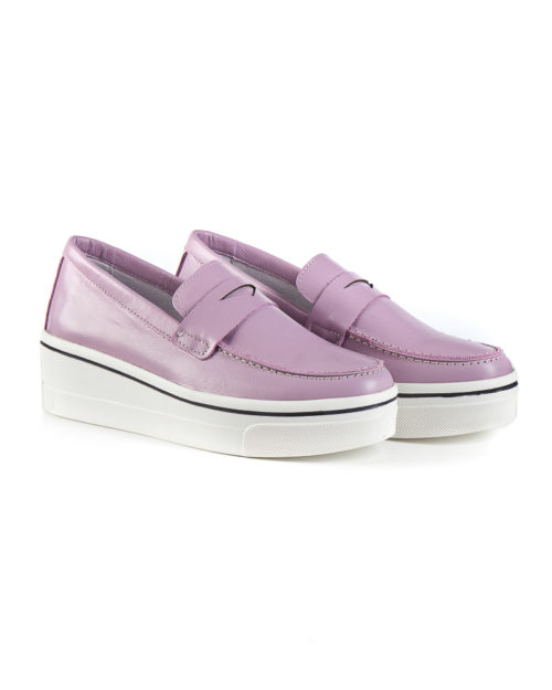 Лоферы Jealous violet